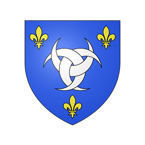 Blason Rocroi - Vallées et Plateau d'Ardenne - Communauté de communes - Annuaire des Communes