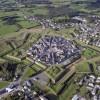 Vue aérienne - Commune de Rocroi