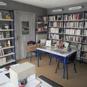 Bibliothèque Renwez - La culture - Communauté de Communes Vallées et Plateau d'Ardenne