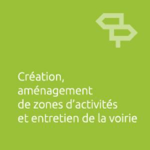 Création aménagement voirie - Vallées et Plateau d'Ardenne - Communauté de communes