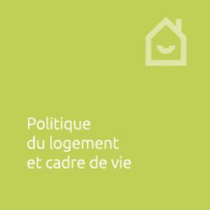 Politique du logement et cadre de vie - Vallées et Plateau d'Ardenne - Communauté de communes