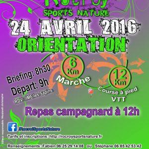 course orientation Rocroi- Sort Nature - Communauté de Communes Vallées et Plateau d'Ardenne