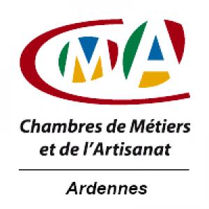 logo CMA - page Se développer / Les aides - COmmunauté de Communes Vallées et Plateau d'Ardenne