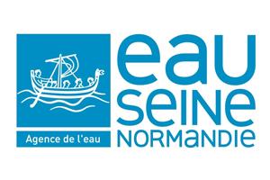 logo eau seine normandie - s'implanter / Le territoire - Communauté de Communes Vallées et Plateau d'Ardenne