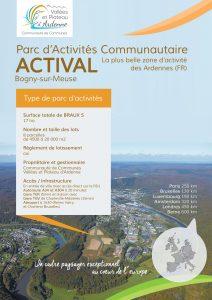 Plaquette Actival - vallées et Plateau d'Ardenne