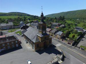commune Joigny-sur-Meuse - Vallées et Plateau d'Ardenne