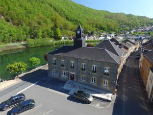 Commune de Monthermé - Vallées et Plateau d'Ardenne